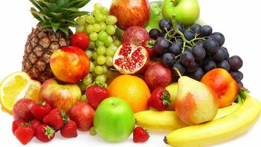 Nên ăn hoa quả sạch hằng ngày