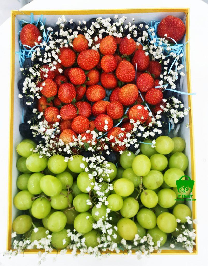 hộp quà trái cây tp hcm