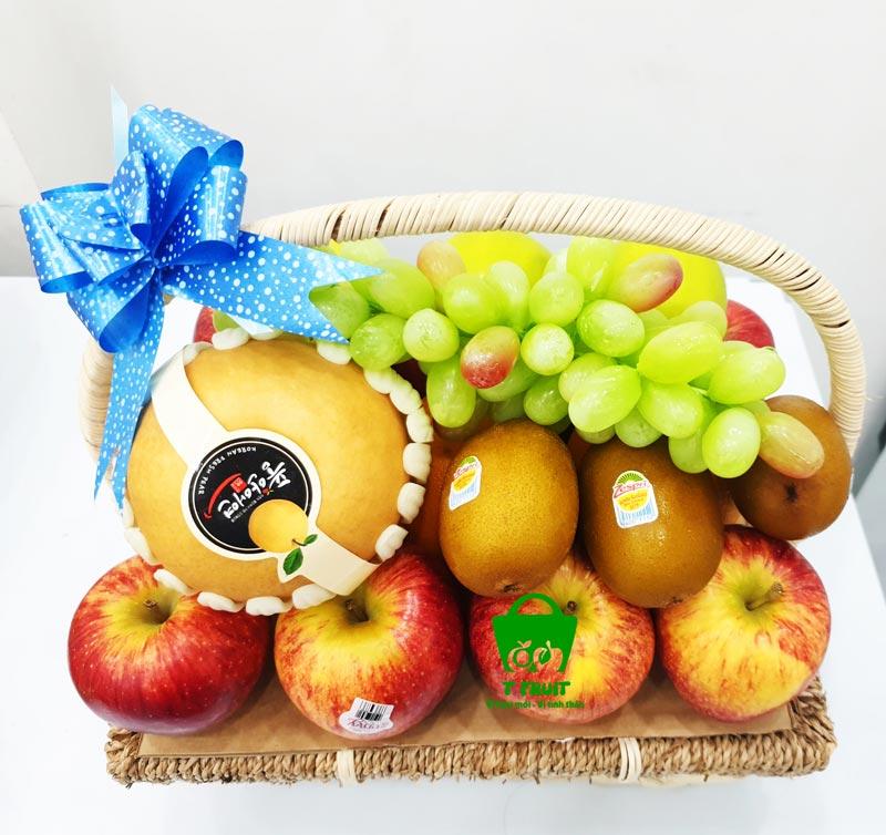 Giỏ trái cây bao nhiêu tiền thì chất lượng