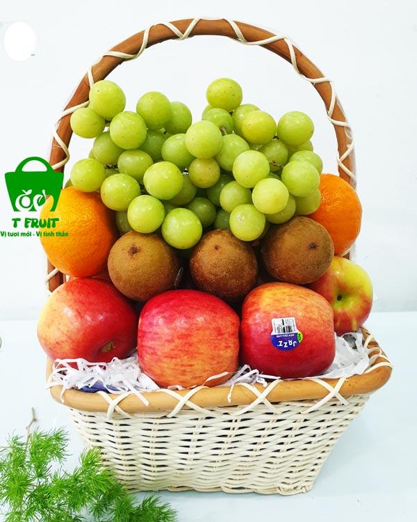 Giỏ trái cây dưới 1 triệu