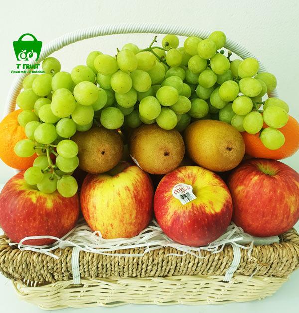 đám hỏi có cần mua giỏ trái cây không