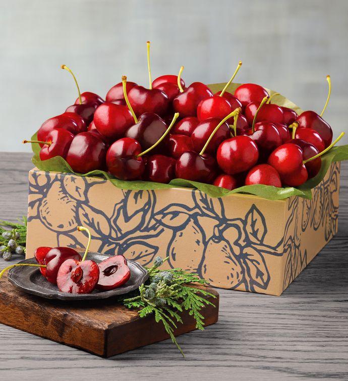 Hộp quà cherry sang trọng