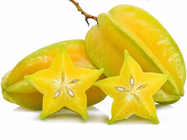 Quả khế được gọi là trái cây sao