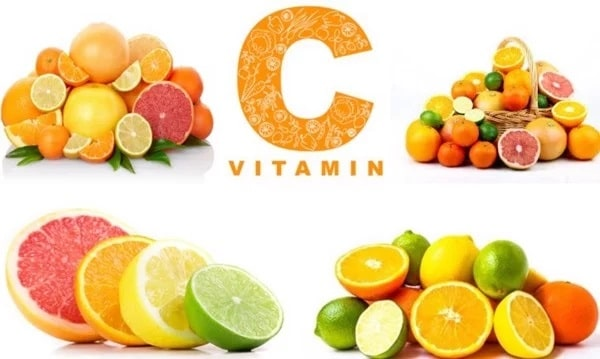 Dòng họ cam quýt là thực phẩm giàu vitamin C