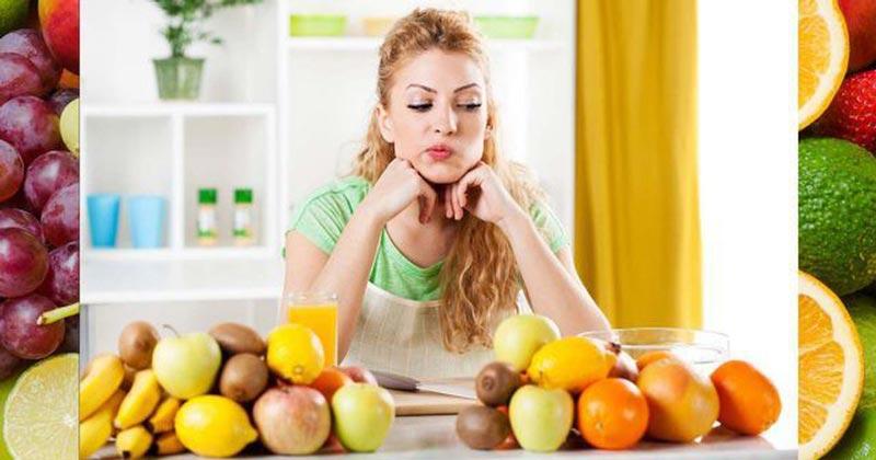 Ăn bao nhiêu trái cây là đủ?