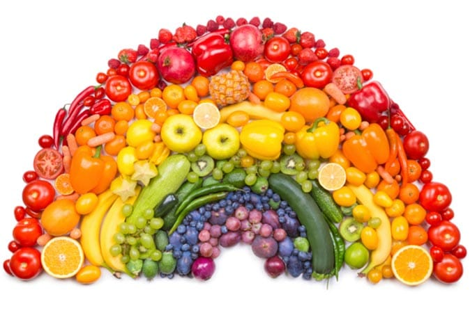 Mua được nhiều loại trái cây tươi ngòn giá rẻ
