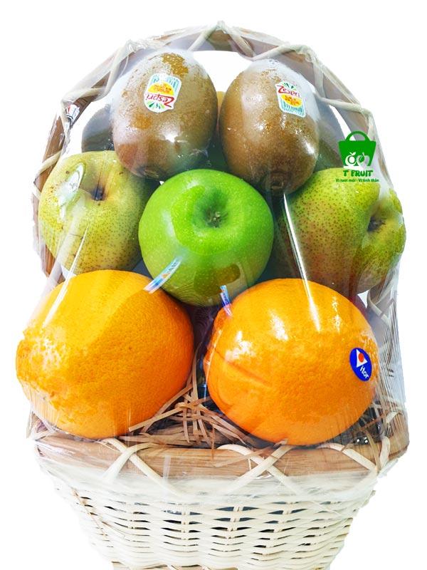 giỏ trái cây giá rẻ