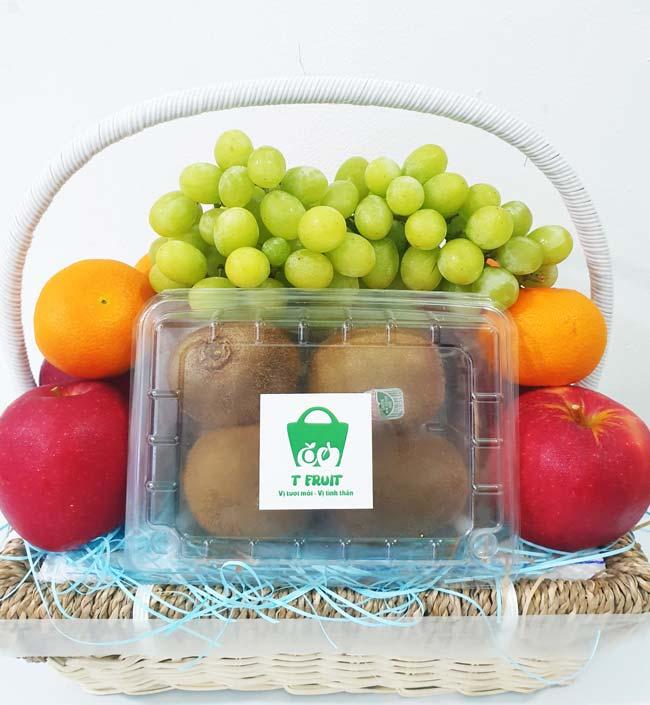 Giỏ trái cây giá rẻ tphcm