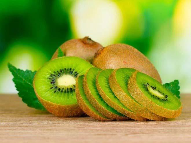 Kiwi xanh pháp new zeland giàu vitamin C