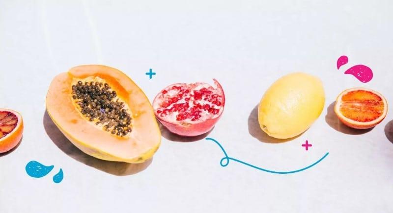 combo trái cây buổi sáng tốt cho sức khỏe