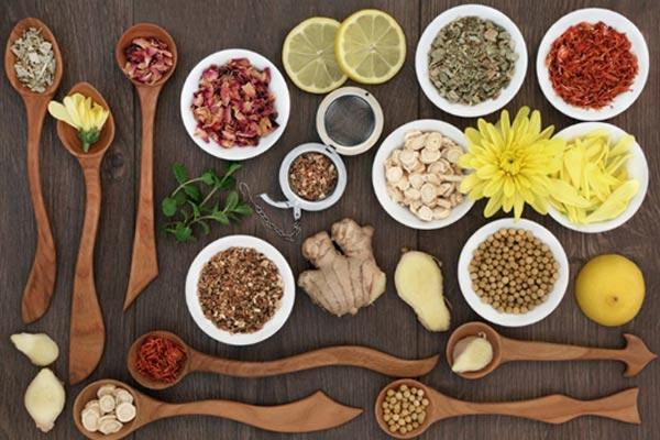 kháng sinh tự nhiên có từ rau củ quả